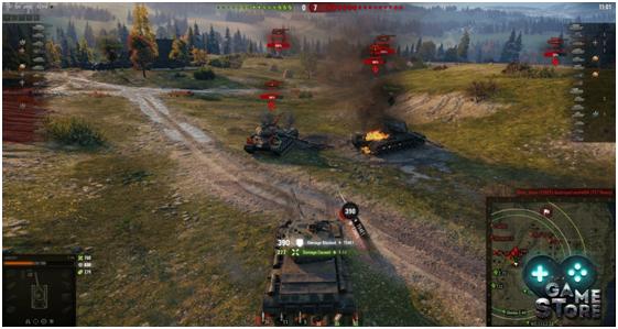 Buy World of Tanks accounts