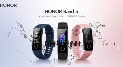 Fitness Tracker Honor Band 5